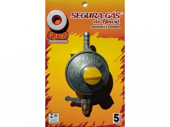 Regulador de gás 2kg grande